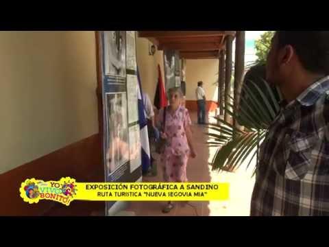 EXPOSICION FOTOGRAFICA A SANDINO NICARAGUA MIA