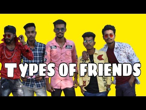 TYPES OF FRIENDS || PKWORLD || FUNNY VIDEO 2020