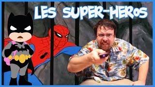 Video Joueur du Grenier - Hors série - Les super-héros MP3, 3GP, MP4, WEBM, AVI, FLV Juli 2017