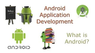 Learn Android Video Tutorial Application Development  for beginners 1 What is AndroidWhat is Android? Android is a software package and linux based operating system for mobile devices such as tablet computers and smartphones. Android was developed by the Open Handset Alliance, led by Google, and other companies. The source code for Android is available under free and open source software licenses. Google publishes most of the code under the Apache License version 2.0 Android applications are usually developed in the Java language using the Android Software Development Kit. Other languages can be used.What is Open Handset Alliance (OHA)?It is a consortium of 84 companies such as google, samsung, AKM, synaptics, KDDI, Garmin, Teleca, Ebay, Intel etc. It was established on 5th November, 2007, led by Google.Features of Android Beautiful UI Connectivity Storage Media support Messaging Web browser Multi-touch Multi-tasking Resizable widgets Google Cloud Messaging (GCM) Android BeamA popular Near-field communication (NFC)-based technology that lets users instantly share, just by touching two NFC-enabled phones together.