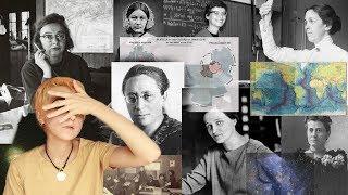 En las ciencias las mujeres han permanecido desde siempre a la sombra, oculta por su marido, tutor, ayudante... Suena lejano pero sigue pasando hoy en día, seguimos ignorando a cientos de mujeres que revolucionaron las materias y gracias a las cuales se han conseguido algunos de los mayores avances de los últimos siglos.-.-.ENLACES-.-.·Página a la que recomiendo echarle un ojo si te interesa el tema: http://mujeresconciencia.com/·Efecto Mateo: http://www.garfield.library.upenn.edu/merton/matthew1.pdf·Efecto Matilda: http://mujeresconciencia.com/2014/11/17/mujer-ciencia-y-discriminacion-del-efecto-mateo-matilda/·Esther Lederberg: http://mujeresconciencia.com/2017/05/30/esther-lederberg-cientifica-esencial-genetica-microbiana/·Mileva Maric: http://lab.eldiario.es/diadelamujer/mileva-maric/·Jocelyn Bell Burnell: http://www.astromia.com/biografias/susanbell.htm·Las calculadoras de Hardvard: http://blogs.20minutos.es/xx-siglos/2016/11/16/la-asombrosa-historia-de-las-calculadoras-de-harvard/·Marie Tharp: http://mujeresconciencia.com/2016/06/29/marie-tharp-la-geologoa-dio-luz-color-al-fondo-oceanico/·Gertrude Belle Elion: http://mujeresconciencia.com/2014/09/15/gertrude-belle-elion-premio-nobel-en-medicina/·Alice Catherine Evans: http://curiosidadesdelamicrobiologia.blogspot.com.es/2011/03/la-historia-de-alice-catherine-evans.html·Florence Nightingale: http://www.bbc.com/mundo/noticias/2015/05/150427_florence_nightingale_matematicas_finde_dv·Emmy Noether: http://www.bbc.com/mundo/noticias-39231616·Lise Meitner: http://www.pikaramagazine.com/2012/05/lise-meitner-la-cientifica-que-descubrio-la-fision-nuclear-eva-y-la-manzana-de-newton/·Inge Lehman: http://www.mujeresenlahistoria.com/2015/12/desmontando-verne-inge-lehmann-1888-1993.html-.-.-.-.-.MIS REDES-.-.-.-.-.-.-.La foto de perfil del canal es de https://twitter.com/Anomafas :)·Twitter de activismo feministas y LGTB: https://twitter.com/asadafyo·Instagram del canal: https://www.instagram.com/asadafyo/·Página de facebook 