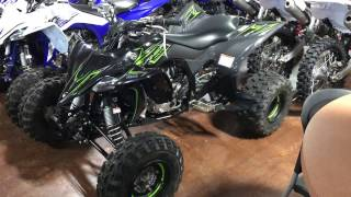 9. 2017 Yamaha YFZ450R Special Edition Walk Around & Review