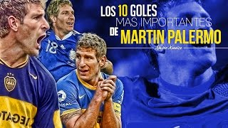 Video Los 10 goles más importantes de Martin Palermo. MP3, 3GP, MP4, WEBM, AVI, FLV Agustus 2018