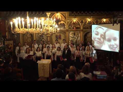2019-12-13 Concert de colinde - Corala Catedralei din Paris