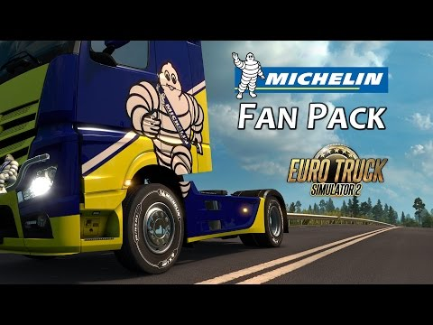 Michelin Fan Pack DLC Mod
