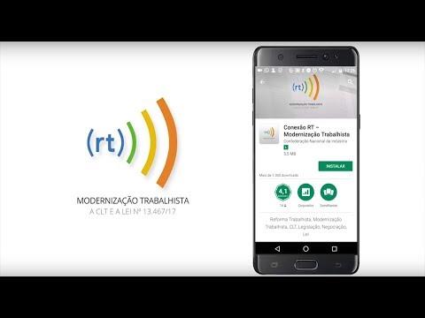 """Aplicativo """"Conexão RT"""" apresenta as principais mudanças da modernização trabalhista"""