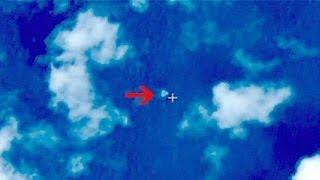 الأقمار الصناعية الصينية تحاول فك لغز الطائرة الماليزية المفقودة