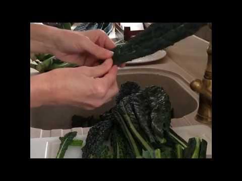 il cavolo nero e i succhi verdi che combattono il cancro