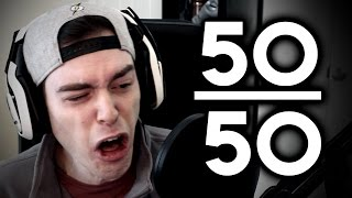 I CAN'T UNSEE THIS!!! - Reddit 50/50 Challenge