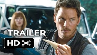 Nonton Jurassic World Official Trailer  1  2015    Chris Pratt  Jake Johnson Movie Hd Film Subtitle Indonesia Streaming Movie Download