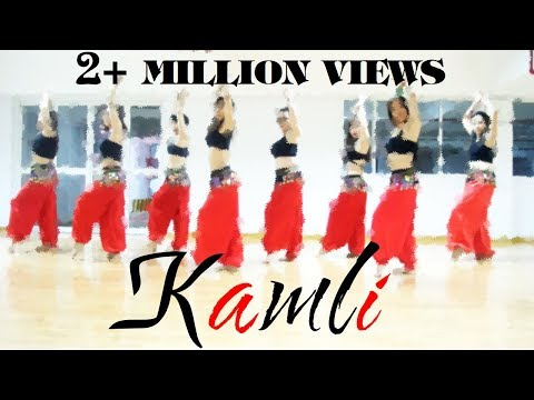 Video KAMLI | Aamir Khan, Katrina Kaif | SK Choreography | by The SK DanceMania International download in MP3, 3GP, MP4, WEBM, AVI, FLV January 2017
