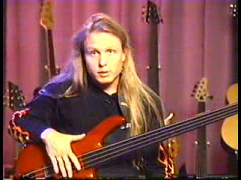 Steve Bailey Fretless Bass Lesson chunk 3 xvid