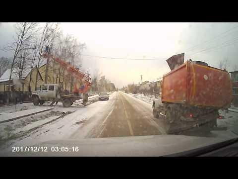Авария в Светлогорске