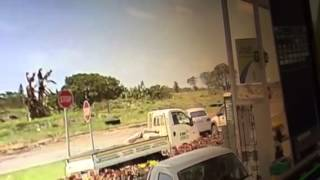 Richards Bay South Africa  city photos : Car Crash, Richards Bay, South Africa