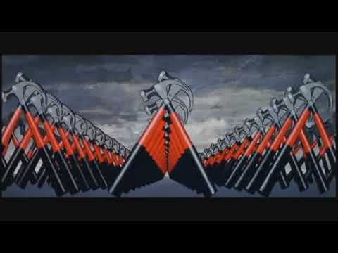 Pink Floyd - Waiting For The Worms - Megaphone Speech Lyrics (subtitled)
