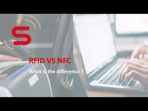 RFID/NFC : What is the difference ?