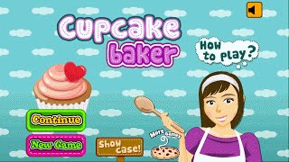 Cupcake Baker YouTube video