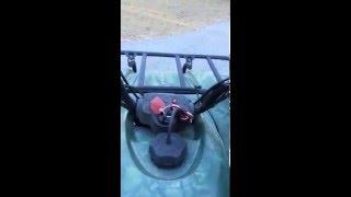 3. Yamaha bruin 250
