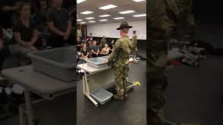 Video Fort Jackson Shakedown at Basic Training MP3, 3GP, MP4, WEBM, AVI, FLV Juni 2019