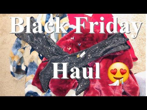 Black Friday Haul 2019 #BlackFriday