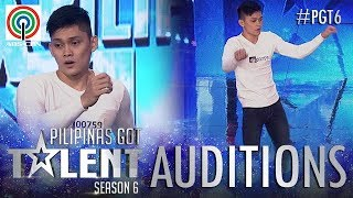 Video Pilipinas Got Talent 2018 Auditions: Jervy Delos Reyes - Dance MP3, 3GP, MP4, WEBM, AVI, FLV Oktober 2018