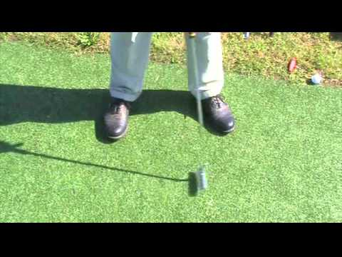 Hireko Golf Spot Putter Videoblog