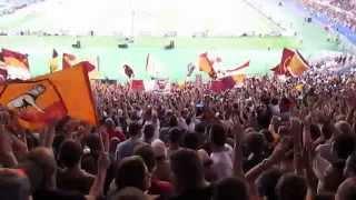 Download Video Roma CSKA Mosca 2014/15 In Curva Sud noi staremo ad aspettar MP3 3GP MP4
