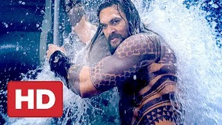 Aquaman Trailer - Comic Con 2018