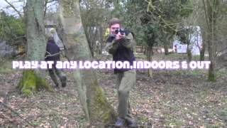 Laser Tag Hire CC Events UK 1