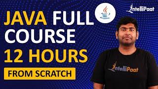 Java Tutorial for Beginners | Java Programming | Intellipaat