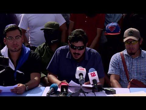 العرب اليوم - استمرار الاحتجاجات في نيكاراغوا