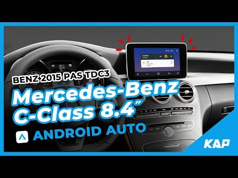Mercedes-BENZ C-Class 8.4inch Android AUTO (2016~2018) W205