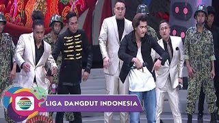 Video PECAH! Aksi Dance Popping RIDWAN-FIRLY Bersama Para Pengisi Acara | LIDA Top 6 MP3, 3GP, MP4, WEBM, AVI, FLV Juli 2018