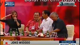 Video Tanggapan Jokowi Ketika Dihormati Prabowo, Wawancara Bersama Najwa Shihab MP3, 3GP, MP4, WEBM, AVI, FLV Desember 2017