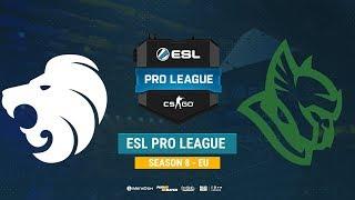 North vs Heroic - ESL Pro League S8 EU - bo1 - de_train [CrystalMay, MintGod]