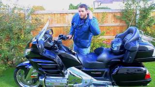 2. Review GL1800 2009 Honda Goldwing