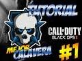 Black Ops 2 l Tutorial Emblema Calavera l #1