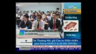 Truyền Hình InfoTV - Giới Thiệu Trường Leader Real
