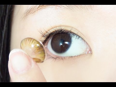 How to : Open, Store, Clean, Check, Put On, Remove and Re-wetting Contact Lens