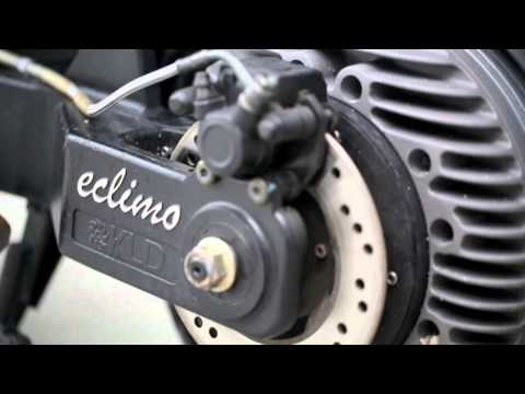 ECLIMO : ES-11 Electric Scooter