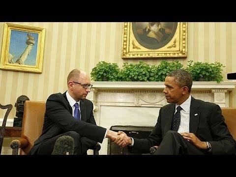 """Obama : """"Moscou devra payer le prix pour la violation de la loi internationale"""" en Crimée"""
