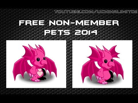 =AQW= How to get Free Non-Member Pets (2014)