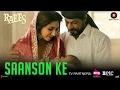 Saanson Ke | Raees | Shah Rukh Khan & Mahira Khan | KK | Aheer for JAM8