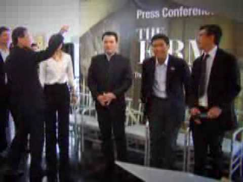ntv7's The Firm Season 2 - Press Conference