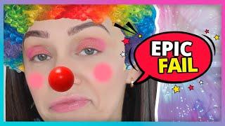 Video EPIC FAIL: TODO ME SALIO MAL EN ESTE TUTORIAL Y QUEDE COMO PAYASITA! MP3, 3GP, MP4, WEBM, AVI, FLV November 2018