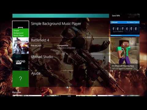 Como ouvir música de fundo em seu Xbox One enquanto você joga [ Música em segundo plano no Xbox One]