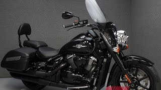 8. 2013 SUZUKI C90T BOULEVARD BOSS  - National Powersports Distributors