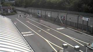 Nurburgring Gate Webcam Timelapse May 17, 2011