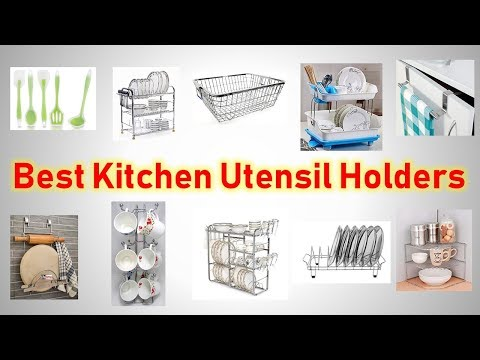 Best Kitchen Utensil Holders With Price