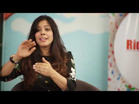 Episode 3 of The Ridima Wali Show in conversation with Priya Kumar